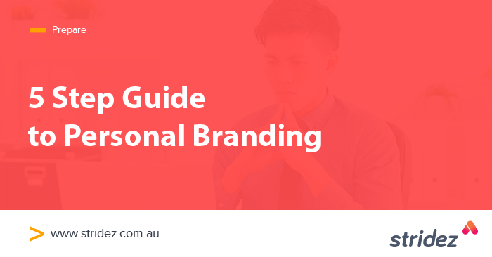 5 Step Guide to Personal Branding